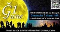 Evenement Savoie Balade G1 au bord du lac