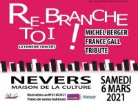 Evenement Beffes Re-Branche Toi ! Tribute Michel Berger / France Gall
