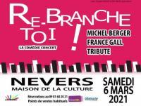 Evenement Jouet sur l'Aubois Re-Branche Toi ! Tribute Michel Berger / France Gall