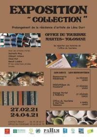 Evenement Barjac Exposition Collection