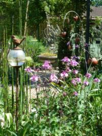 Evenement Croth Visite guidée d'un jardin refuge pour la biodiversité