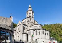 Idée de Sortie Vernines Basilique Notre-Dame d'Orcival