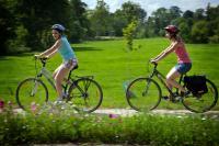 Idée de Sortie Courbehaye Maison du Tourisme Coeur de Beauce Point de location vélos