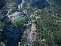 Idée de Sortie Orgon Bouches-du-Rhône en Paysages - Orgon, le Sentier de la Pierre