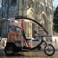 Idée de Sortie Orléans Mon Coursier de Quartier - Vélo Taxi d'Orléans