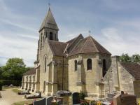 Idée de Sortie Viel Arcy Eglise Saint-Rémi de Paissy