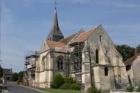 Idée de Sortie Vorges Eglise Saint-Jean-Baptiste de Pancy