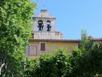 Idée de Sortie Paradou L'église Saint-Martin-de-Castillon