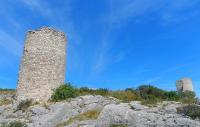 Idée de Sortie Paradou Les tours de Castillon