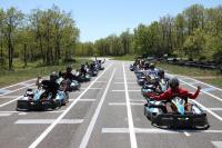 Idée de Sortie Comprégnac Parc de Loisirs des Bouscaillous karting