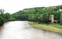 Idée de Sortie Parentignat Pont suspendu de Parentignat