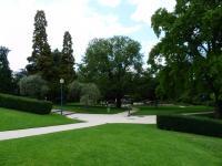 Parc de la Butte du Chapeau Rouge Paris
