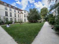 Jardin des Rosiers - Joseph Migneret Paris