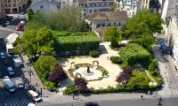 Square René-Viviani Paris