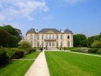 Jardin du musée Rodin Paris