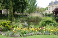 Square du Temple - Elie Wiesel Paris