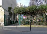 Square Jules Verne Paris
