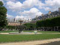 Square Louis XIII Paris