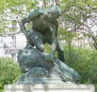 Square Maurice Gardette Paris