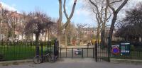 Square Sarah Bernhardt Paris