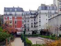 Square Suzanne Buisson Paris