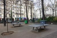Square Trousseau Paris
