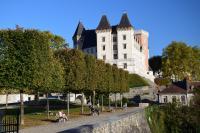 Balade à Roulettes - Le tour du chateau de Pau Pau