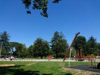 Parc du domaine de Sers Pyrénées Atlantiques