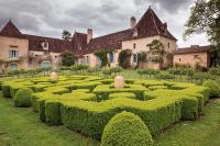 Jardins de la Chartreuse du Colombier Dordogne