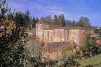 Idée de Sortie Trémolat Eglise abbatiale Notre-Dame