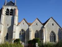 Idée de Sortie Précy Saint Martin Eglise de l'Assomption de Pel-et-Der