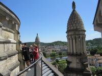 Idée de Sortie Champcevinel Visite des toits de la cathédrale Saint-Front