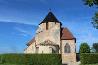 Idée de Sortie Chanoz Châtenay Eglise Notre Dame de Perrex