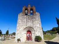Idée de Sortie Montcaret Église Saint-Vincent
