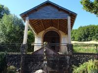 Idée de Sortie Peux et Couffouleux Chapelle de St Meen