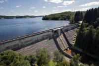 Idée de Sortie Royère de Vassivière Visite guidée d'EDF : Le fonctionnement du barrage hydroélectrique de Vassivière