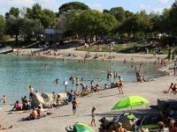 Idée de Sortie Peyrolles en Provence Plan d'eau de Plantain - Lac de Peyrolles