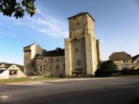 Idée de Sortie Sainte Eulalie d'Olt Château de Galinières