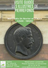 Idée de Sortie Taillefontaine Visite guidée Les Illustres de Pierrefonds