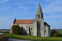 Idée de Sortie Étriac Eglise Saint-Cybard