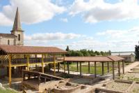 Musée et villas gallo-romaines de Plassac Saint Seurin de Bourg