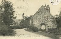 Idée de Sortie Matignon Chapelle Notre-Dame du Temple