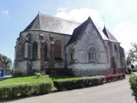 Idée de Sortie Remies Eglise Saint-Brice de Pleine-Selve