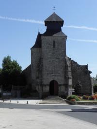 Idée de Sortie Saint Gouéno Église Saint-Gal