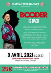 Evenement Kermoroc'h Spectacle Booder Is Back
