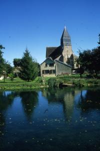 Idée de Sortie Arrelles Eglise Saint-Denis
