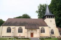 Idée de Sortie Buxeuil Eglise Saint-Felix