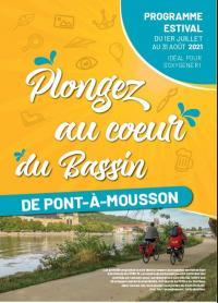 Idée de Sortie Blénod lès Pont à Mousson VISITE HISTORIQUE DE LA VILLE- PROGRAMME ESTIVAL