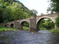 Idée de Sortie Moyrazès Pont de Comencau