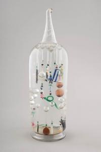 Evenement Saint Martin d'Ardèche 1 heure - 1 oeuvre : un objet rare et surprenant : une bouteille de la Passion de Notre-Dame de Liesse